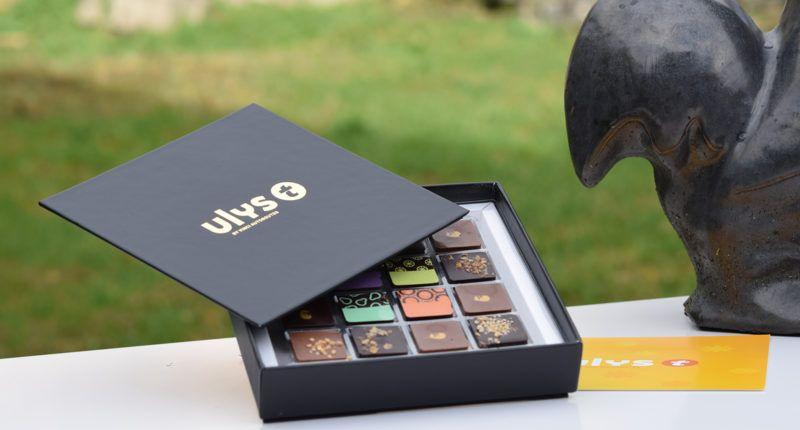 Chocolat d'événement - Publigourmet
