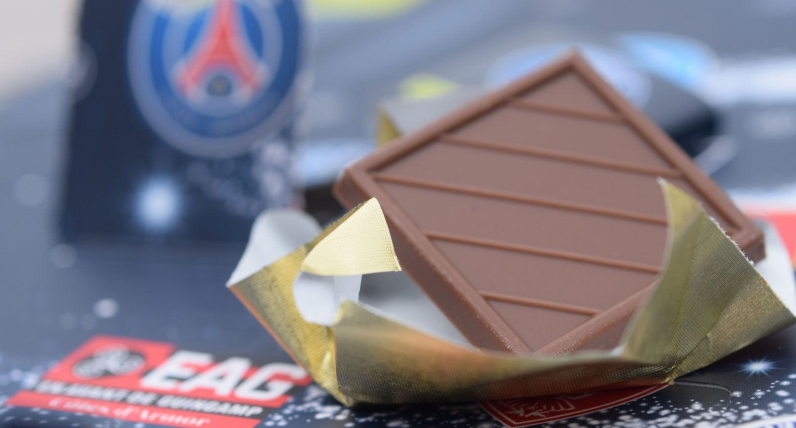 Calendrier de l'avent - Chocolat d'événement - Publigourmet